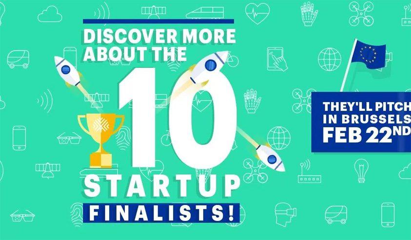 EU Startup Pries 2018