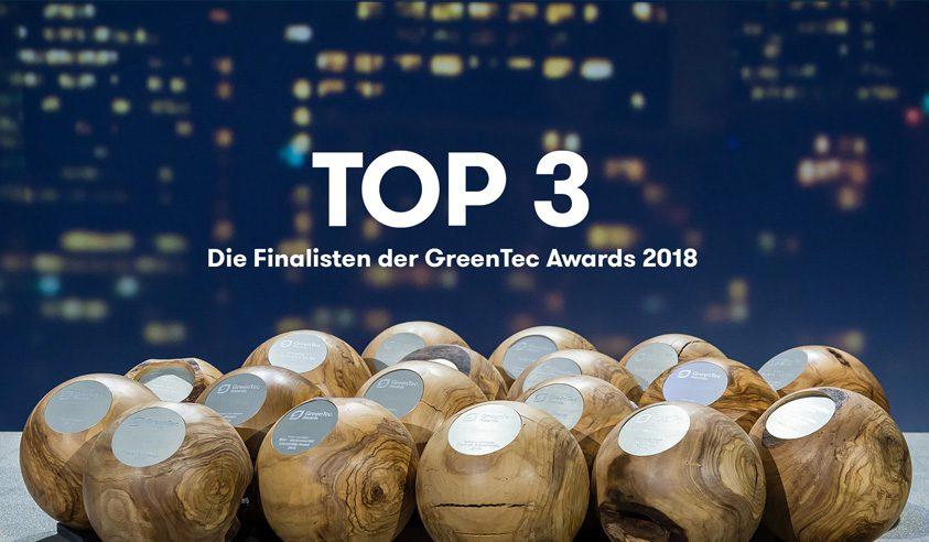GreenTec Award 2018